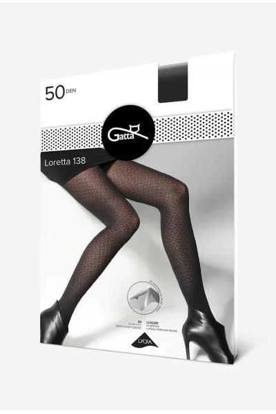 Колготки фантазийные Gatta Loretta 138