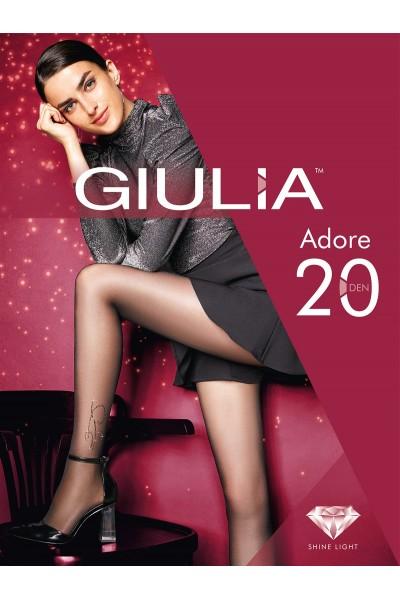 Колготки фантазийные Giulia Adore 02