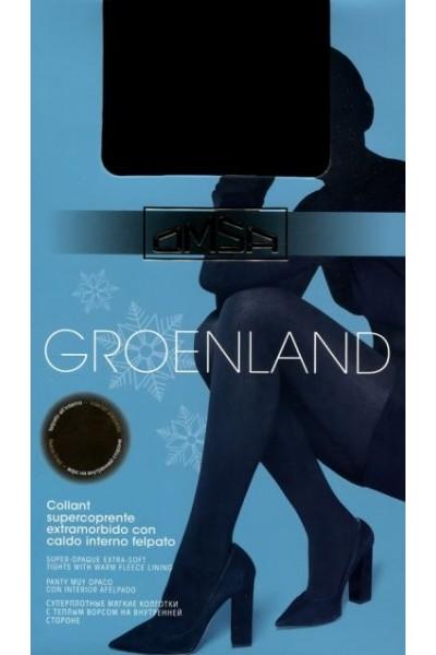 Колготки классические Omsa Groenland