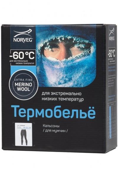 """Термобелье Norveg """"-60"""" кальсоны"""