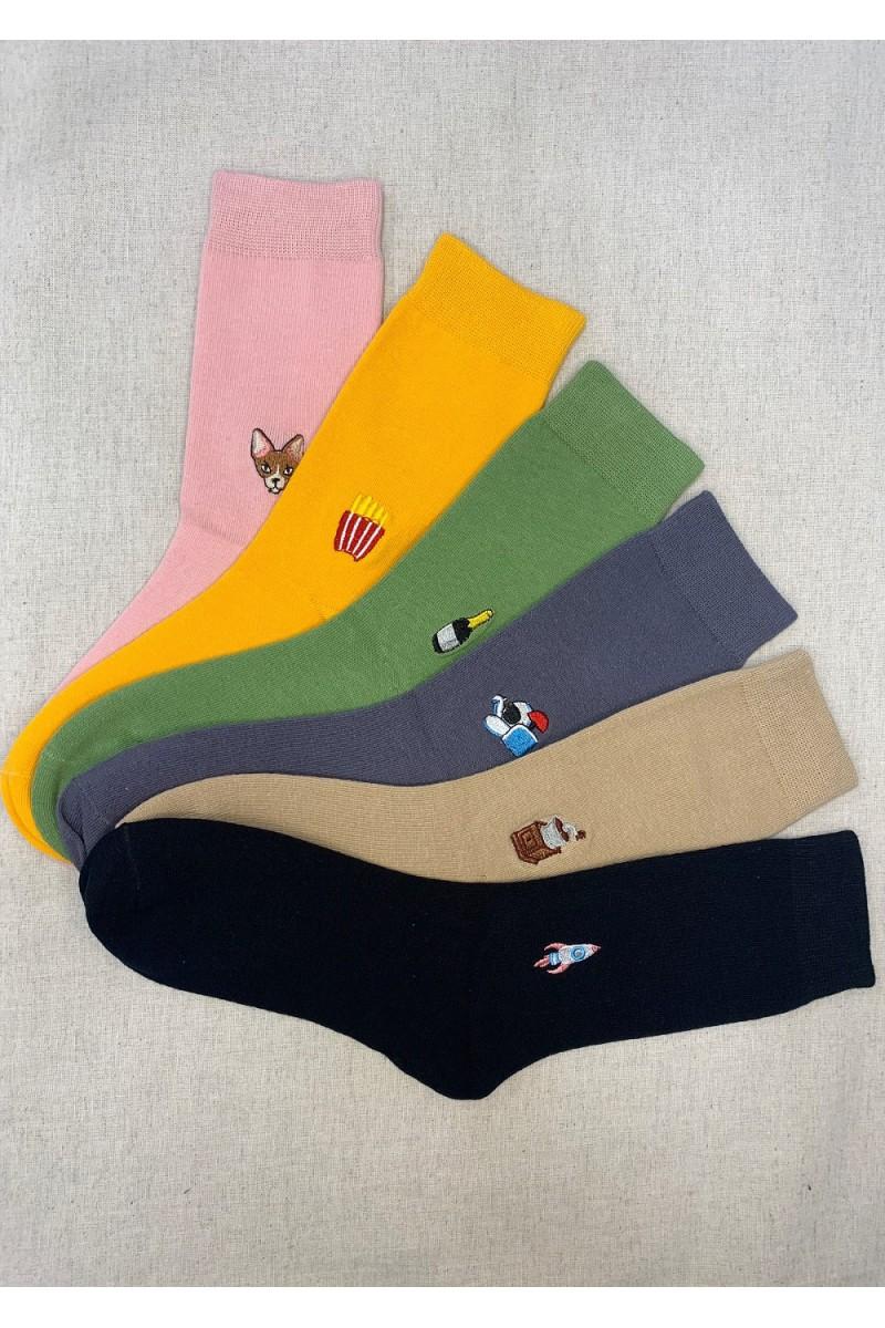 Носки женские Чулок хд103