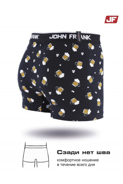 Белье мужское John Frank JFBD245