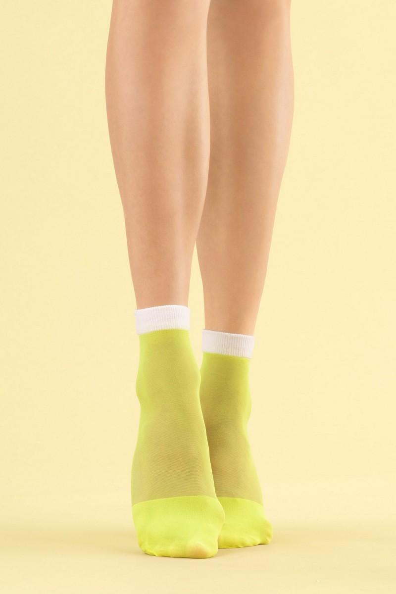Носки фантазийные Fiore Juicy Lime 8