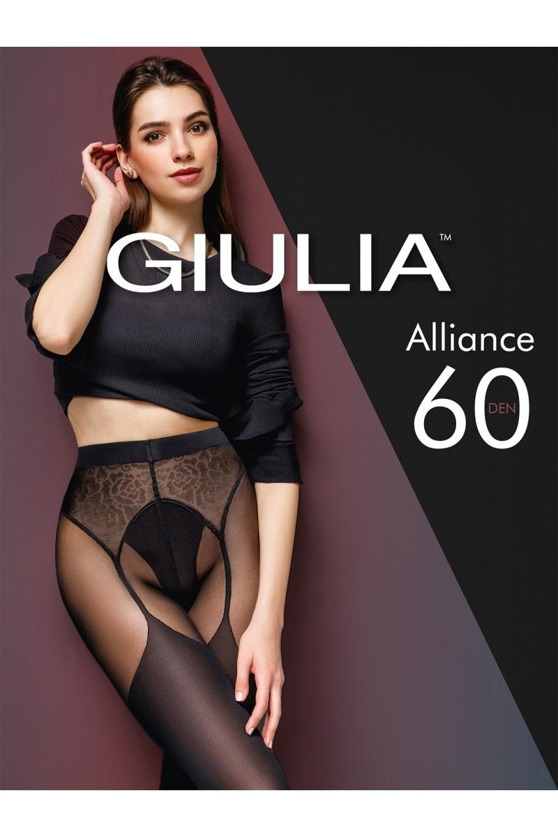 Колготки фантазийные Giulia Alliance 03