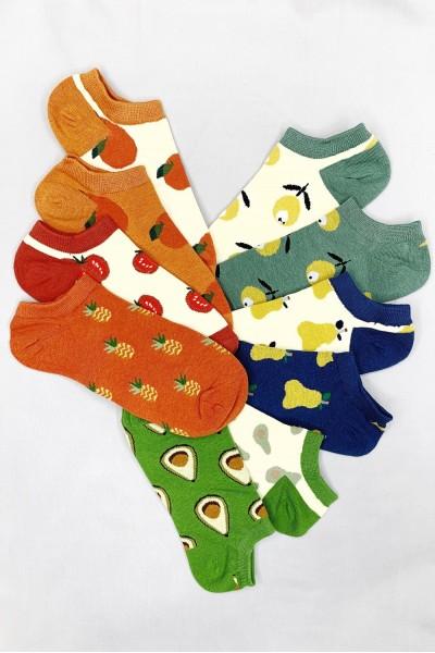 Носки женские Чулок хк81