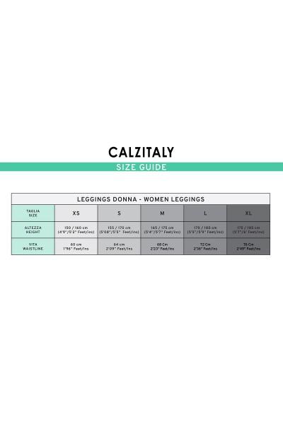 Леггинсы Calzitaly Leggings Pelle Termici