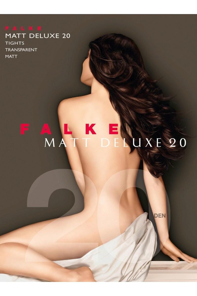 Колготки классические Falke Matt Deluxe 20