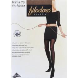 Колготки с заниженной талией Filodoro Ninfa 70 VB