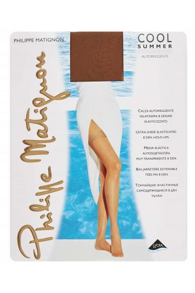 Чулки классические Philippe Matignon Cool Summer 8
