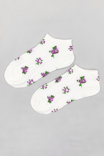 Носки женские Чулок хк84