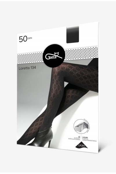 Колготки фантазийные Gatta Loretta 134