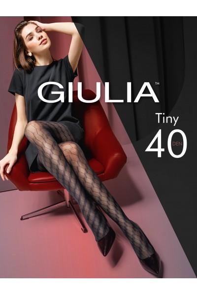 Колготки фантазийные Giulia Tiny 01
