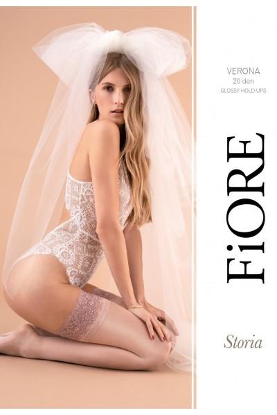 Чулки фантазийные Fiore Verona 20