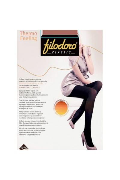 Колготки классические Filodoro Thermo Feeling 100