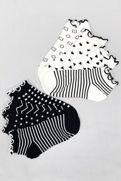Носки женские Чулок хк65