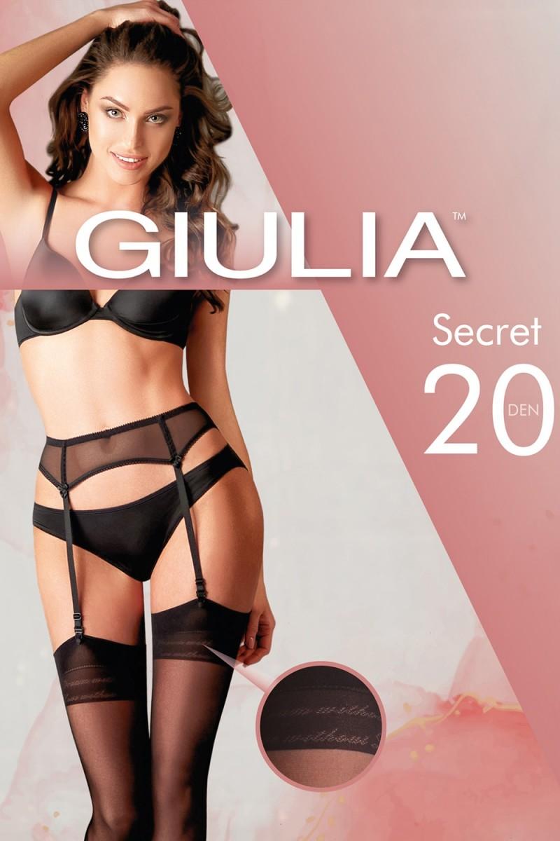 Чулки для пояса Giulia Secret 13