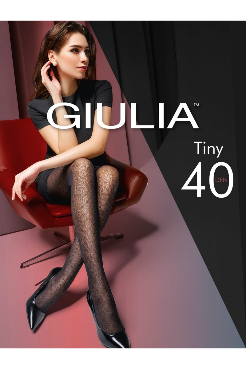 Колготки фантазийные Giulia Tiny 02