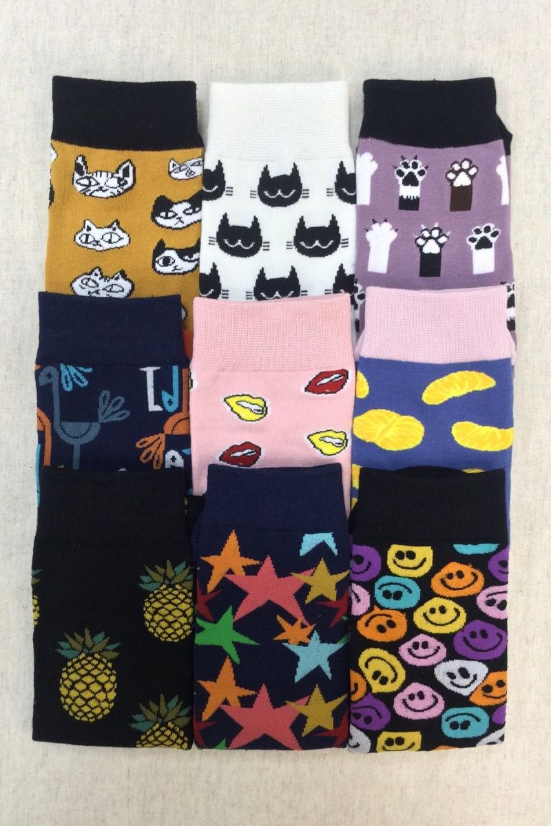 Носки женские Чулок хд92